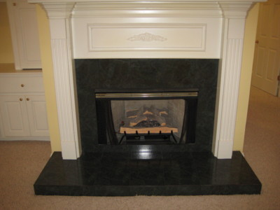 A Wise Inspector Com Fire Place Mississippi Home
