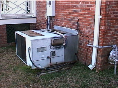 Heating Systems Mississippi Home Inspector Inspects And